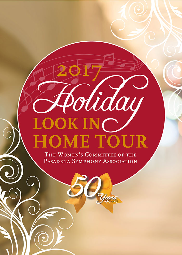 Pasadena Holiday Look In Home Tour 2017